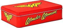 Wonder Woman 6395349010 Barattolo di Latta