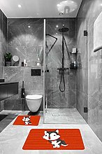 WOTAKA Tappetini per porte,da bagno,tappeti,Poster
