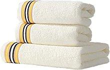 WQERLC Asciugamani, Asciugamani da Bagno, Set Di