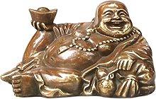 WQQLQX Scultura Reclinabile Buddha Scultura
