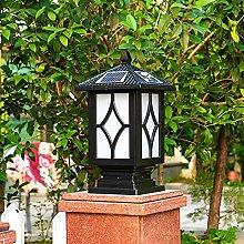 WRMING LED Lampada a Colonna da Giardino per