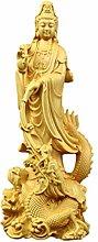 WSJF Statua Feng Shui Statua Quan Yin Statua in