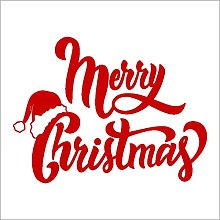WSKYOUHUA 3 Fogli Adesivi di Natale Tema Natalizio