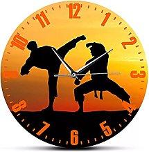 wszhh Karate Giapponese Arti Marziali Orologio da