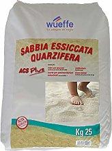 WUEFFE Sabbia Gioco Bambini certificata A.C.S. -