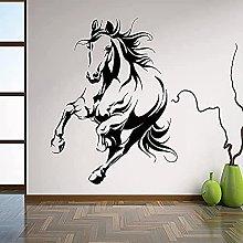 wwccy sticker art wall sticker carino cavallo
