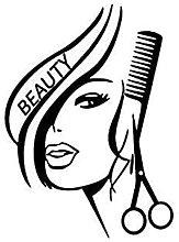 wwhhh adesivi murali salone di bellezza per