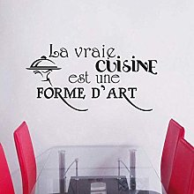 wwhhh cucina francese fai da te adesivo da parete