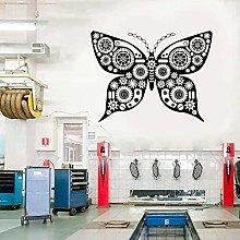 wwhhh meccanico farfalla steampunk arte robot