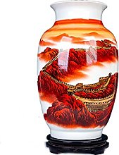 WYBFZTT-188 Vaso pastello dipinto a mano in