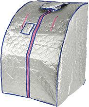 WYCTIN® Box sauna pieghevole portatile con