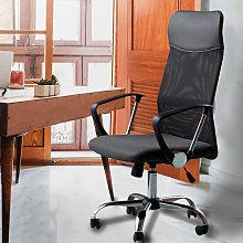 Wyctin - Sedia da scrivania ergonomica e