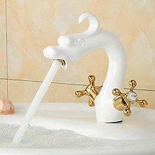WYZZGZQDP Rubinetto per lavabo Rubinetto per Bagno
