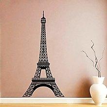 wZUN Adesivo in Vinile Torre Eiffel Design