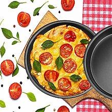 XAVSWRDE 2 Pezzi Teglia per Pizza Rotonda 7