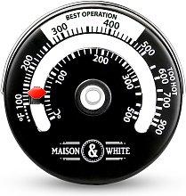 Xbite Ltd - Stufa magnetica Termometro | M & W -