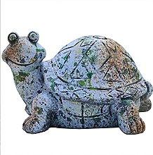 XDYFF Statua Tartaruga da Giardino Figurine,