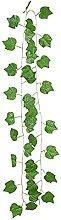 XFBH PXBHD. Artificiale Verde Foglia Ghirlanda