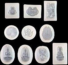 Xfu9290 Stampi in silicone per la fusione di