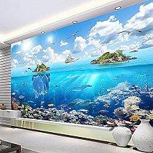 XHXI Isola subacquea del mondo paesaggio Tv sfondo