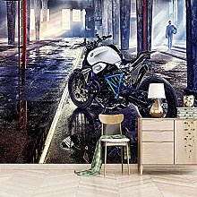 XHXI Sfondo dello schermo Superbike 3D Carta da