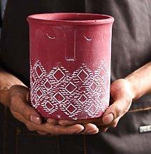 XHZJ European Flower Pot stile intage Arte del