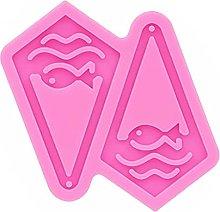 XIANZI Stampo in resina epossidica a forma di