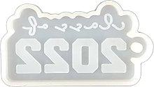 XIANZI Stampo in resina epossidica in silicone a