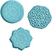 XIANZI Stampo in silicone epossidico in resina