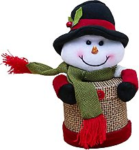 Xiaorong - Scatola regalo natalizia per bambini e