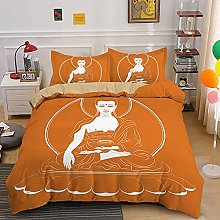XIAZILH Personalizza La Statua Di Sfondo Arancione