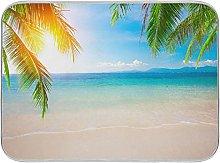 xigua Summer Beach - Tappetino assorbente per