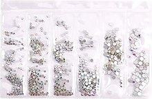 XinYiC - Accessori per unghie in gel trasparente