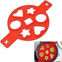 XIOJAE Creatore di Pancake Antiaderente Stampo per