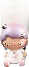 XiuginFU Stampo per biscotti a forma di angelo a