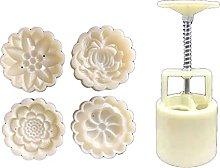 XiuginFU - Stampo per dolci a forma di fiore, a