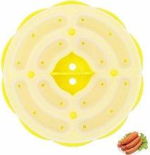 Xkfgcm Stampo per Salsiccia in Silicone Stampo per