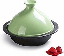 XKun - Vaso da zuppa in ceramica, 1,5 l