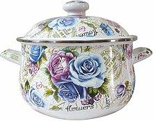 XKun - Vaso da zuppa spessa con rivestimento in