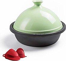 XKun - Vaso per zuppa in ghisa