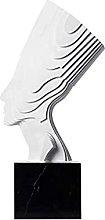 XMcKJ Figurine Decor Pietra Statua Scultura