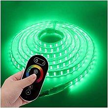 XUNATA - Strisce LED da 220 V RGB, con telecomando