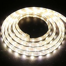 Xunata- Striscia di LED regolabile, 220 V 5050 LED