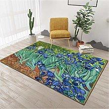 xuyuandass Area Carpet, 3D Fluffy rug Beautiful