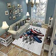 xuyuandass Area Tappeto, Tappeto 3D Supereroe
