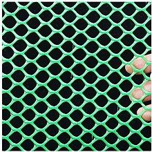 XXN Rete di Recinzione in Plastica Verde,Plastica