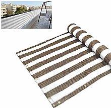 XYNH - Paravento per balcone, patio, esterni,