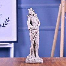 YANGHONDD Statua di Scultura Soprammobili Fortuna