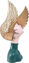 YANGHONDD Statua per Sculture da Giardino