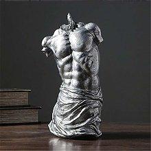 YANGHONDD Statue Soprammobile Statuine Arte